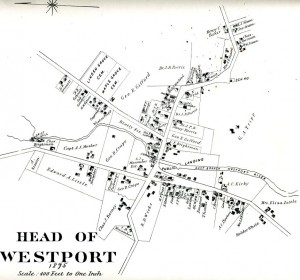 Head of Westport Map