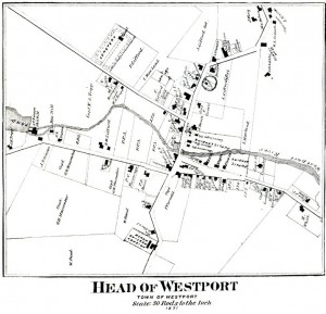Head of Wesport Map