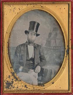 Edward S,  Davoll