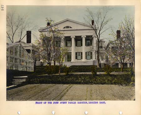 Parker Mansion