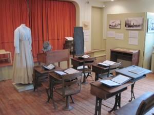 Bell School interior