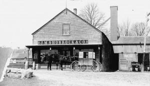 Shorrock Store