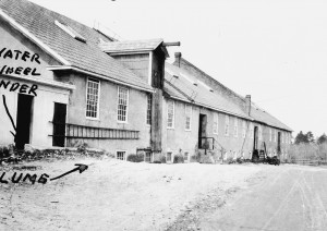 Forge Pond Mill