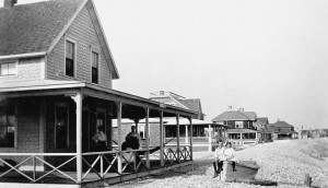 East Beach Cottages