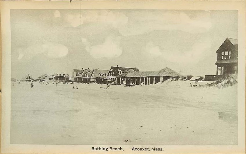 bathing beach acoaxet