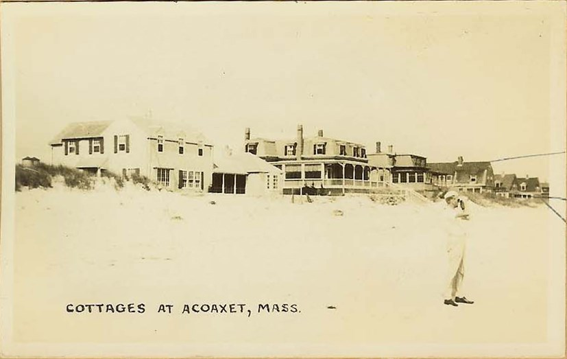 cottages acoaxet