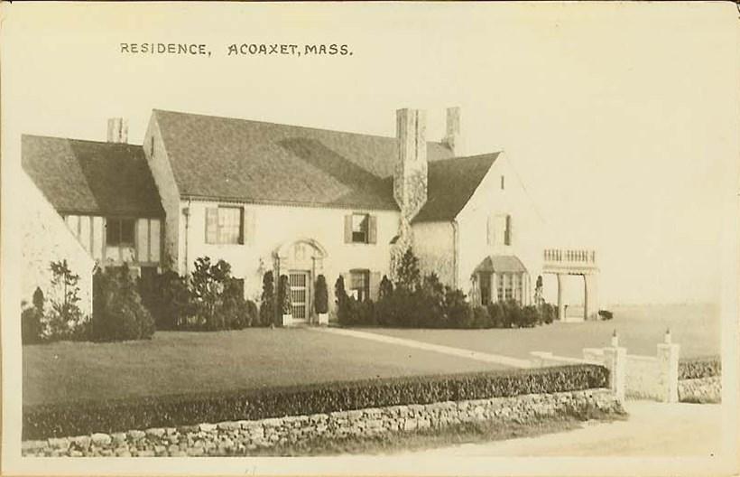 residence acoaxet 1