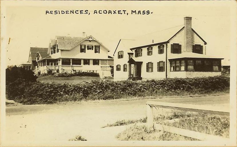 residences acoaxet