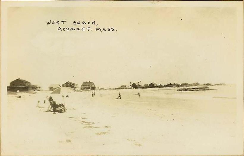 west beach acoaxet