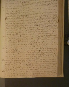 Last will and testament of William White