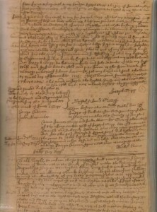 Last Will and Testament of George Cadman