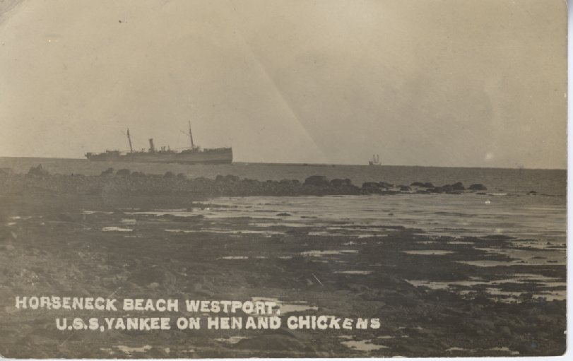 Headwaters to Harbor: Westport's Heritage of Water